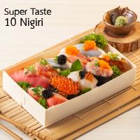 Super Taste 10nigiri